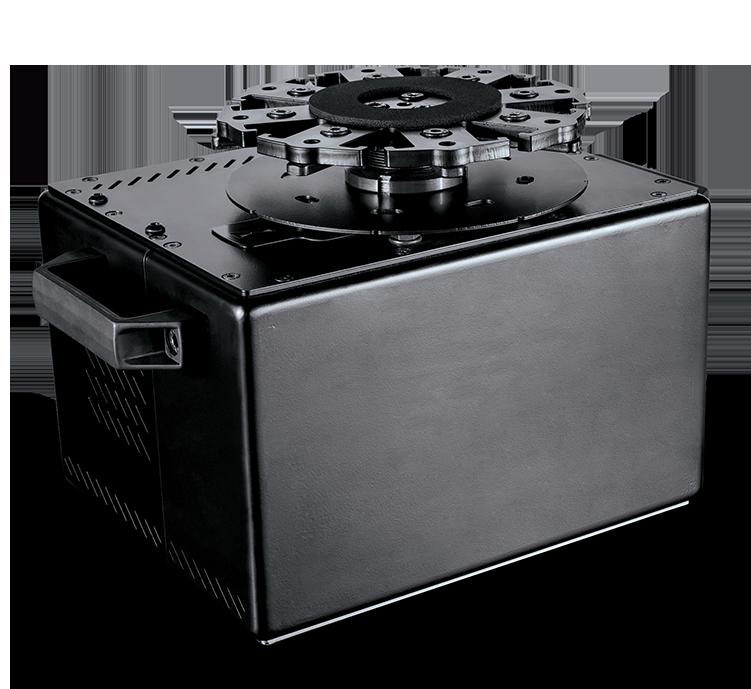 PhotoRobot CUBE - vista vicina
