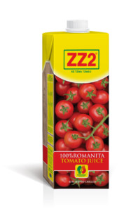 ZZ2 joins veggie juice revolution