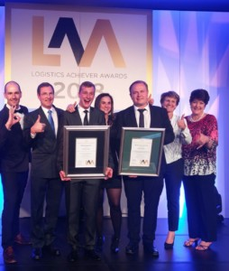 ZZ2 shines at logistics achiever awards