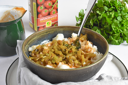 Easy 'Cheats' Sesha Sauce Recipe using Tomato Juice