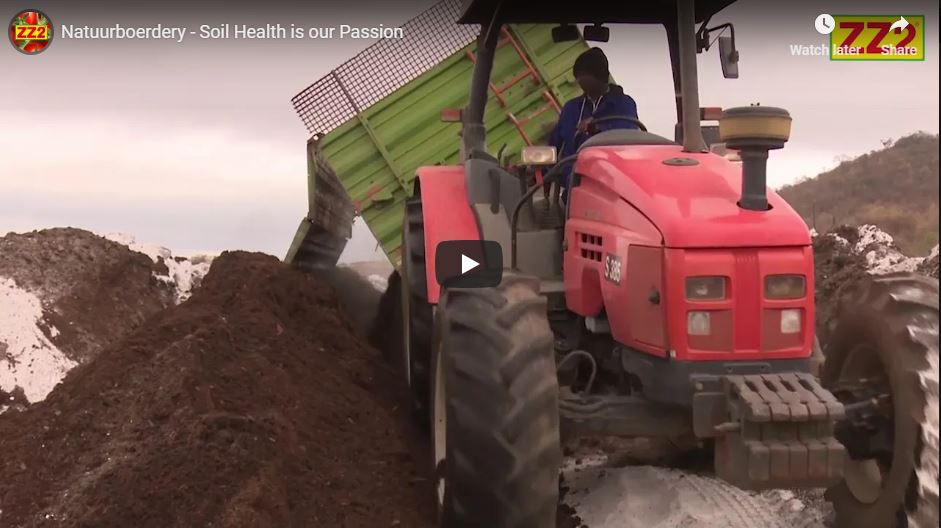 Soil health is our passion video