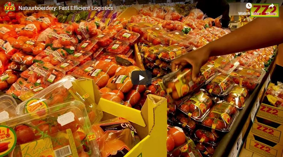 Fast Efficient Logistics video