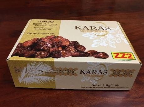 ZZ2 Karas Dates Box