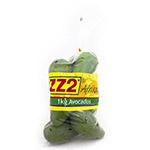 ZZ2 Avocados 1kg Bag