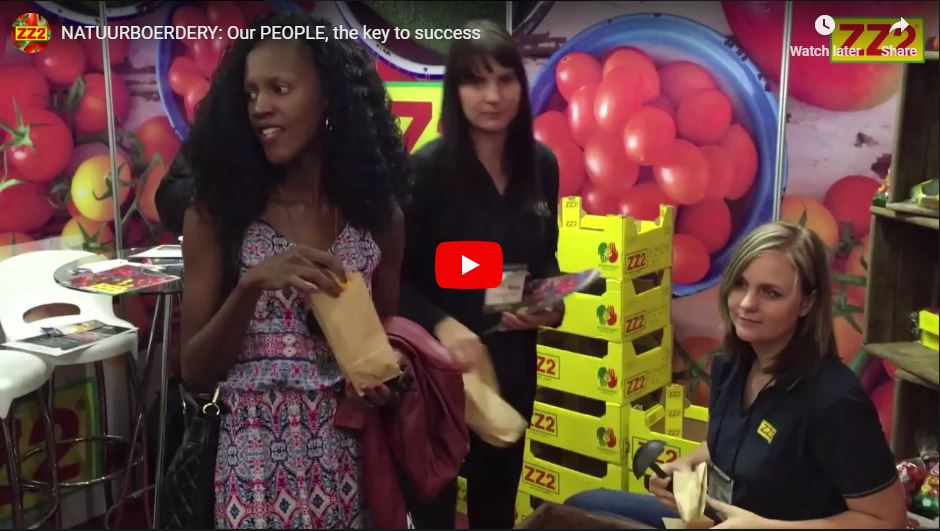 Our people, the key to success video