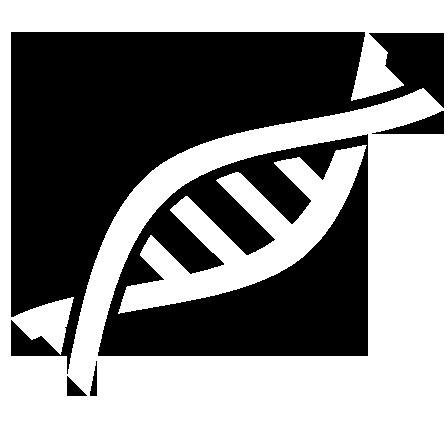 DNA lab icon