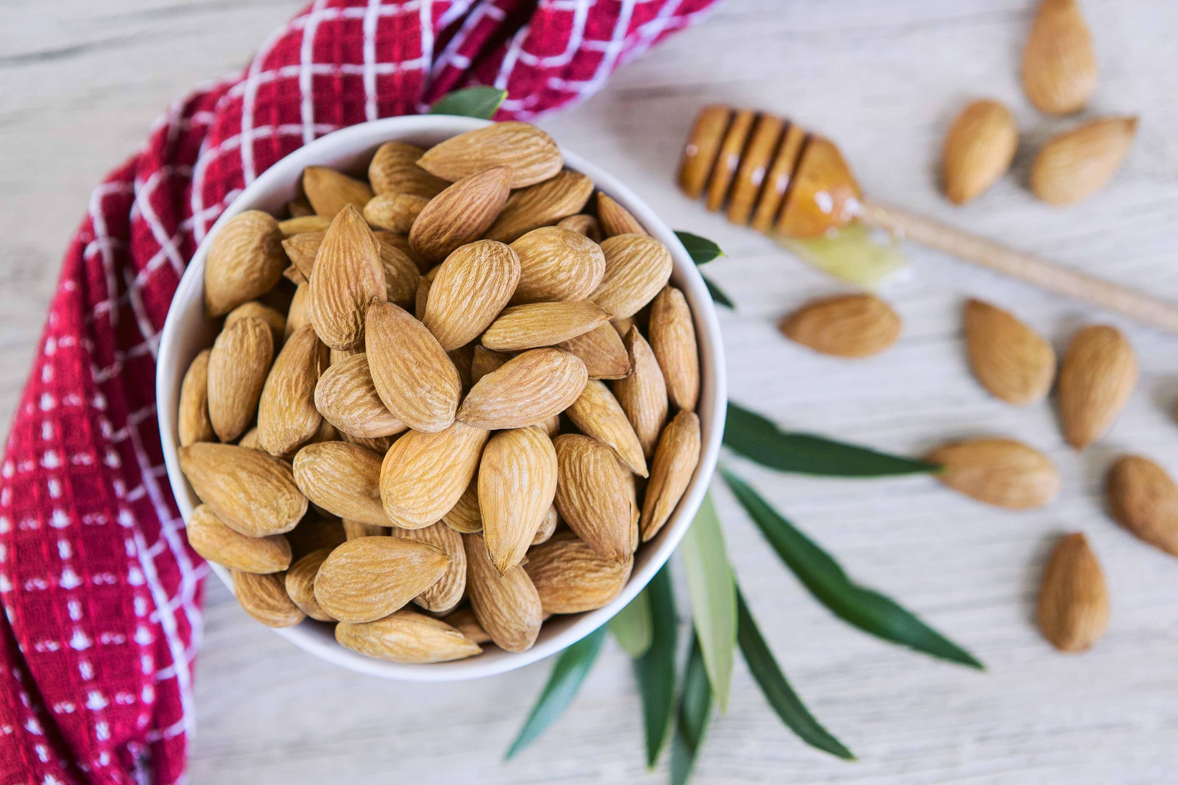 ZZ2 Almonds