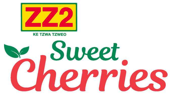 ZZ2 Sweet Cherries Logo