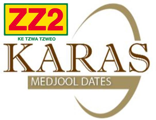 ZZ2 Karas Dates Logo