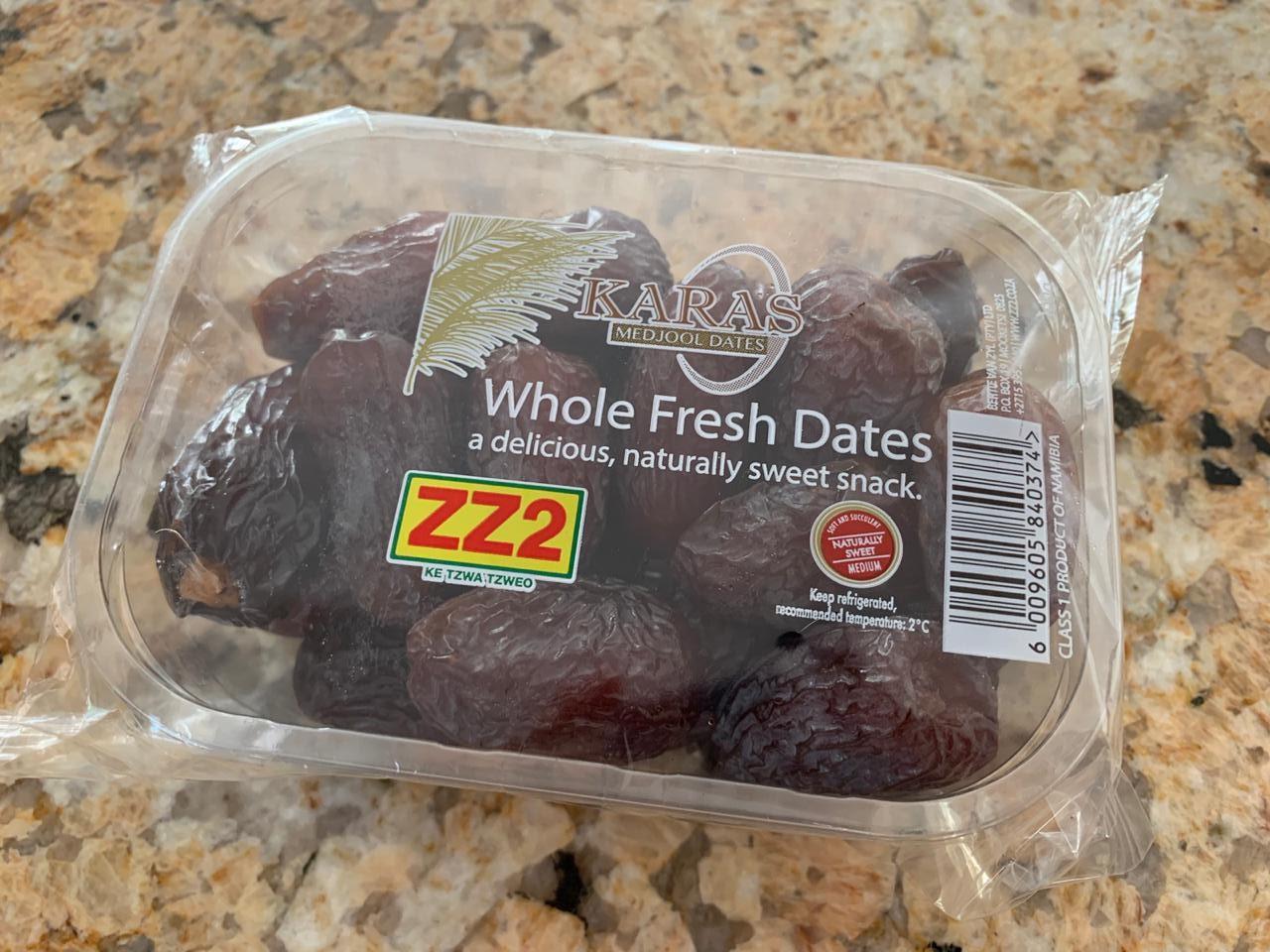 ZZ2 Karas Dates Punnet