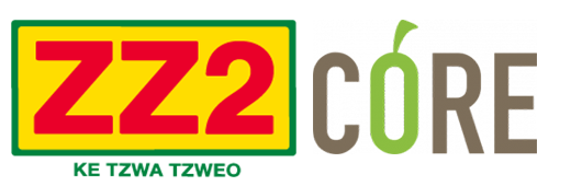 ZZ2 and Core Fruit Logo