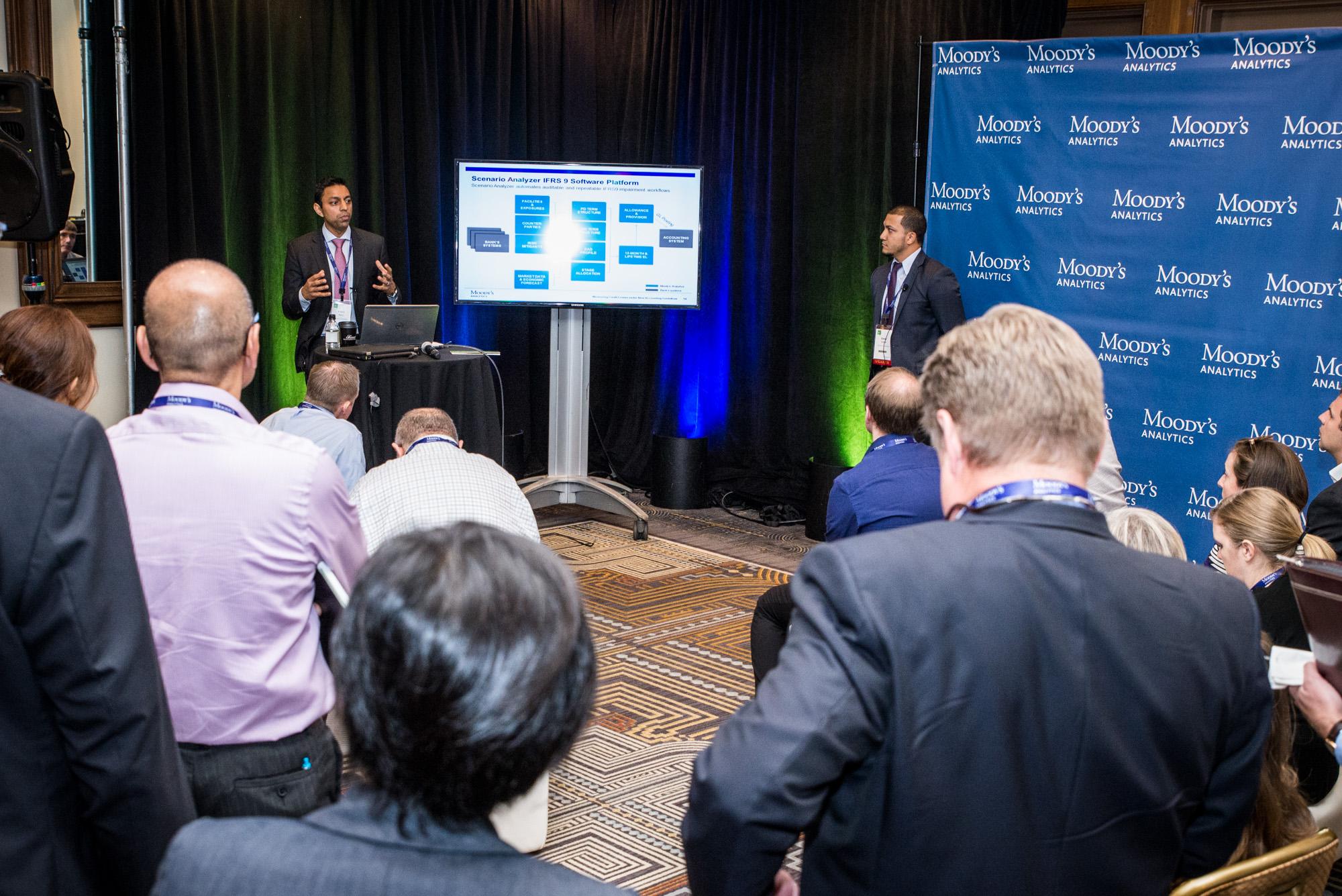 Moody's Analytics EMEA Summit Series 2019
