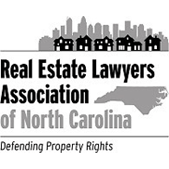 Real Estate Lawyers Association of North Carolina logo