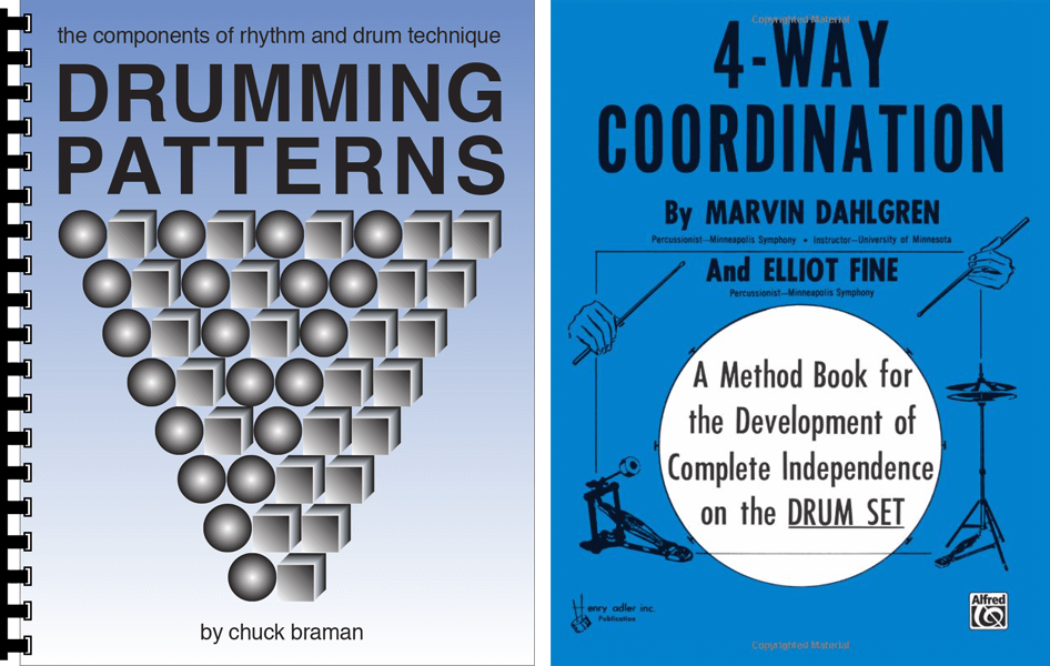 4-Way Coordination vs. Drumming Patterns