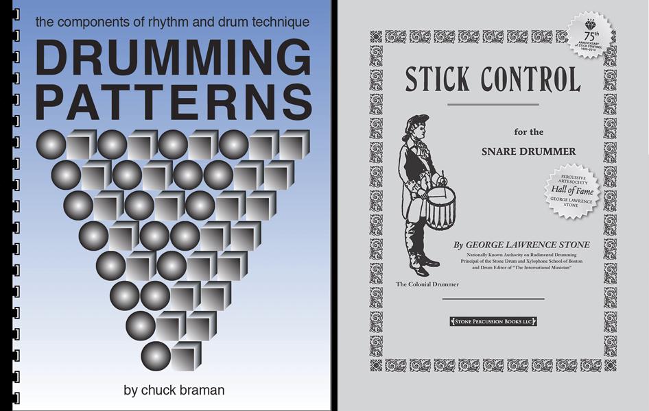 Stick Control vs. Drumming Patterns