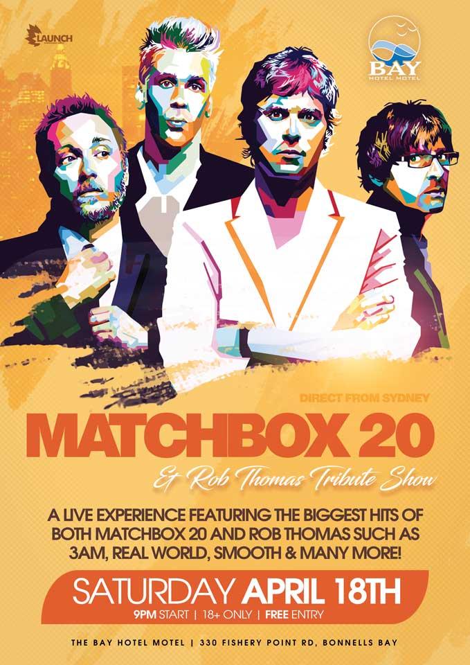 Matchbox 20 Tribute Show