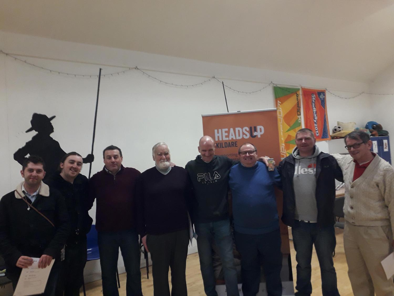 HEADSUP Kildare - Maynooth programme