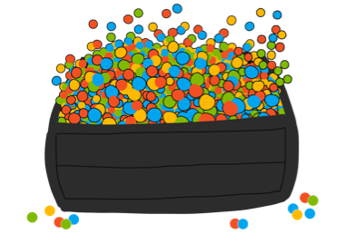 Chaotic Ball Pit