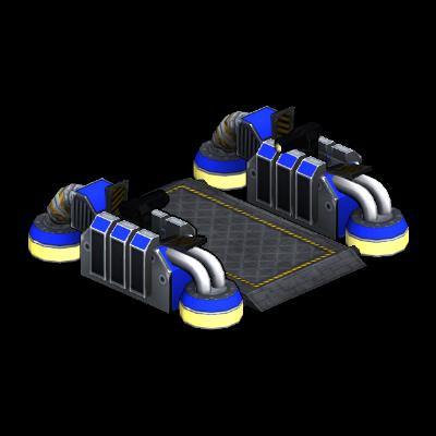 Hovercraft Platform