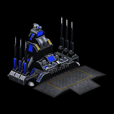 Experimental Gantry
