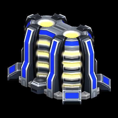 Hardened Energy Storage