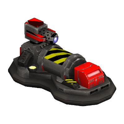 Construction Hovercraft