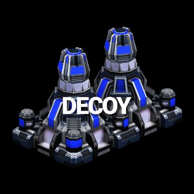 Decoy Fusion Reactor