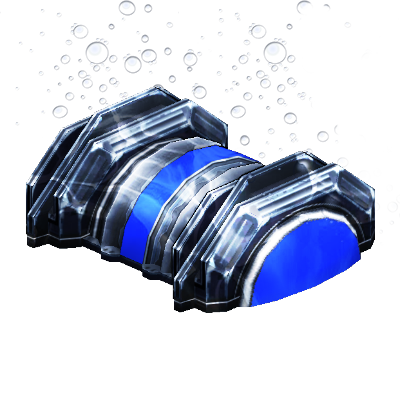 Underwater Metal Storage