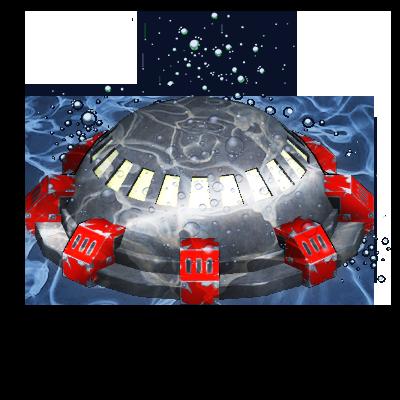Underwater Fusion Plant