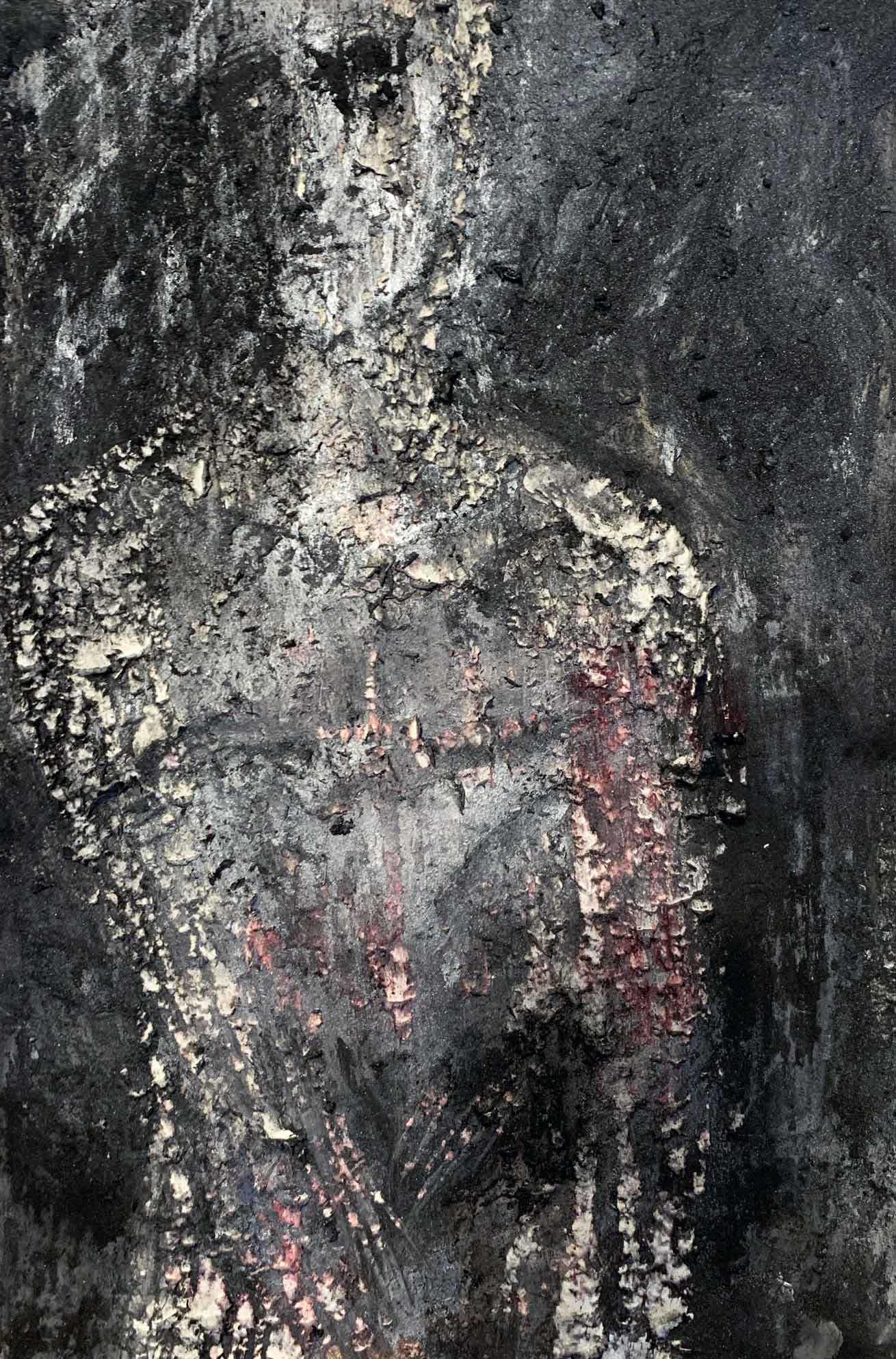 """Fledgling,"" painting by Tamara Anna Pawlak"