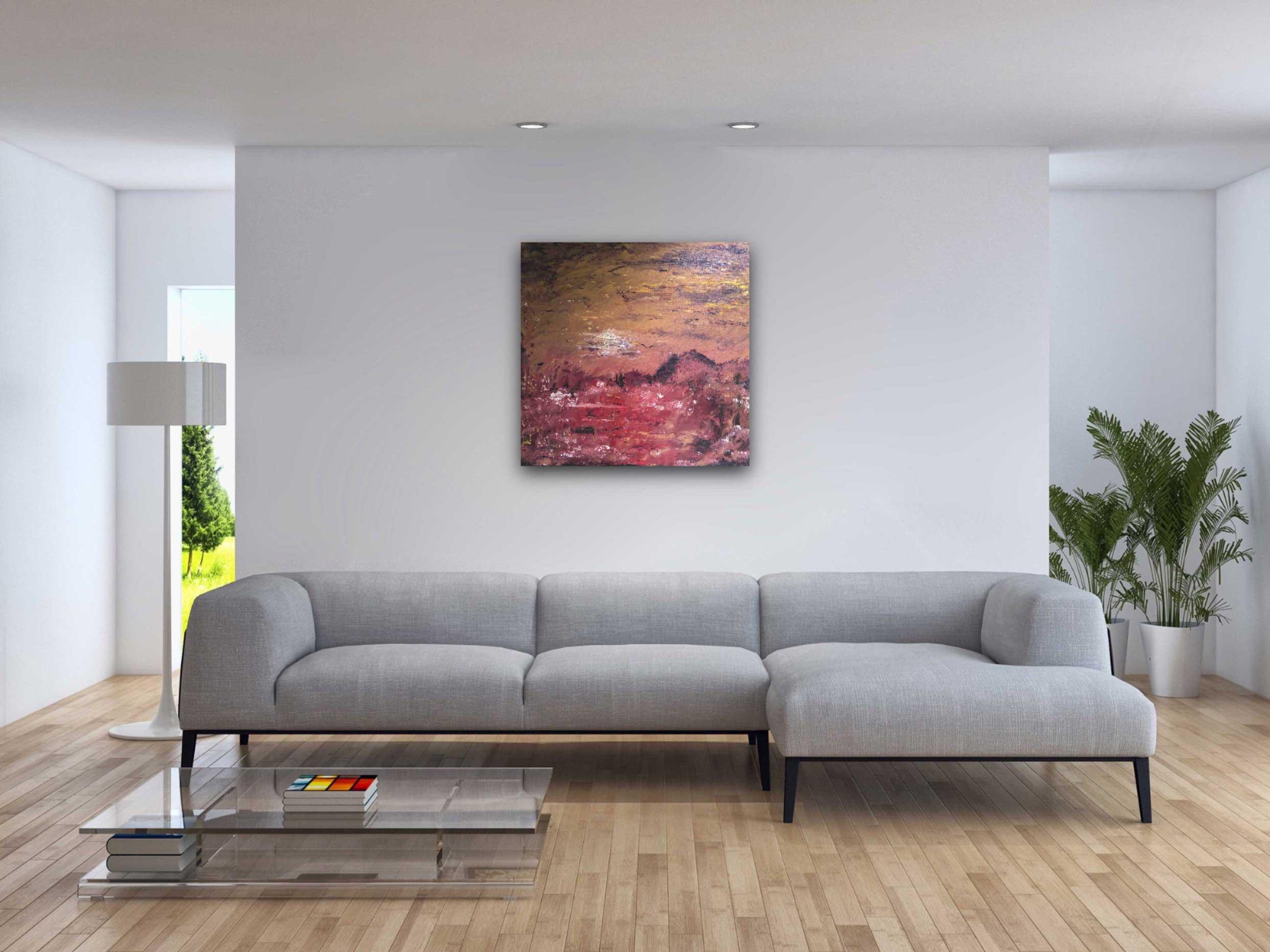 "Gallery image of ""Spirit"" painting by Tamara Anna Pawlak"