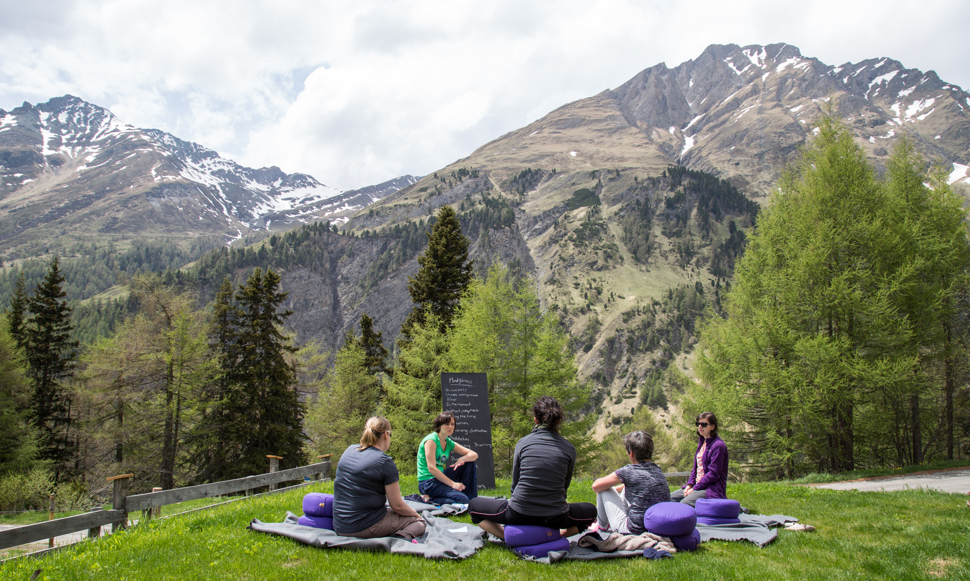 Mindfulness holiday in Austria