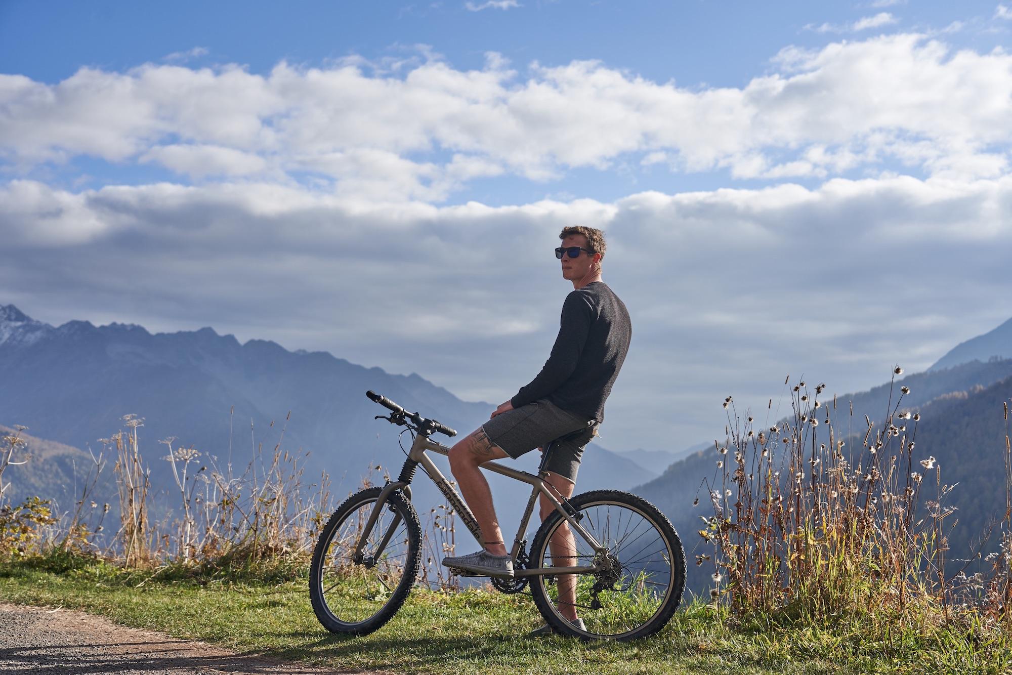Mountain biking in East Tyrol