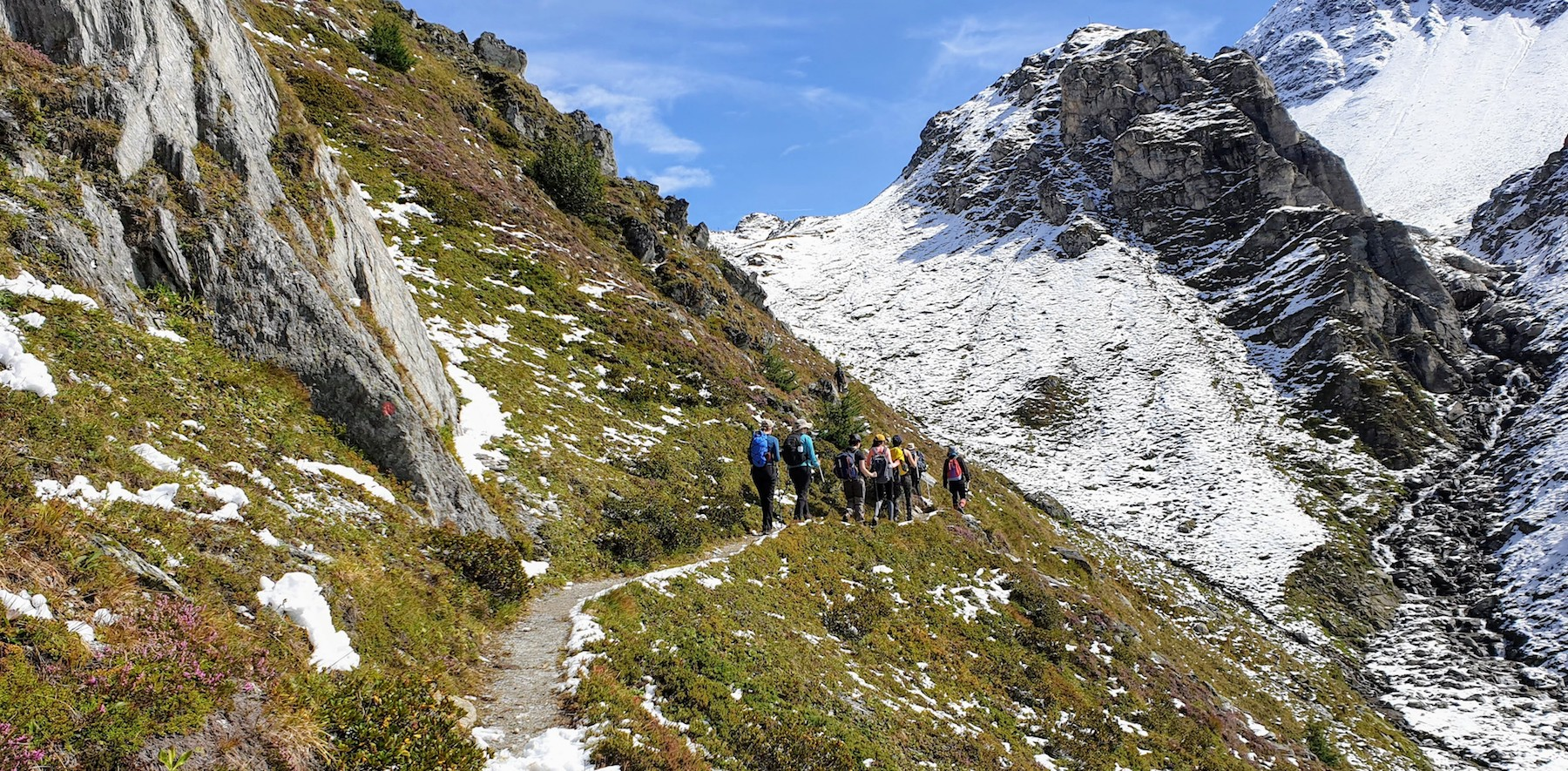 Guided hiking in Hohe Tauren National park