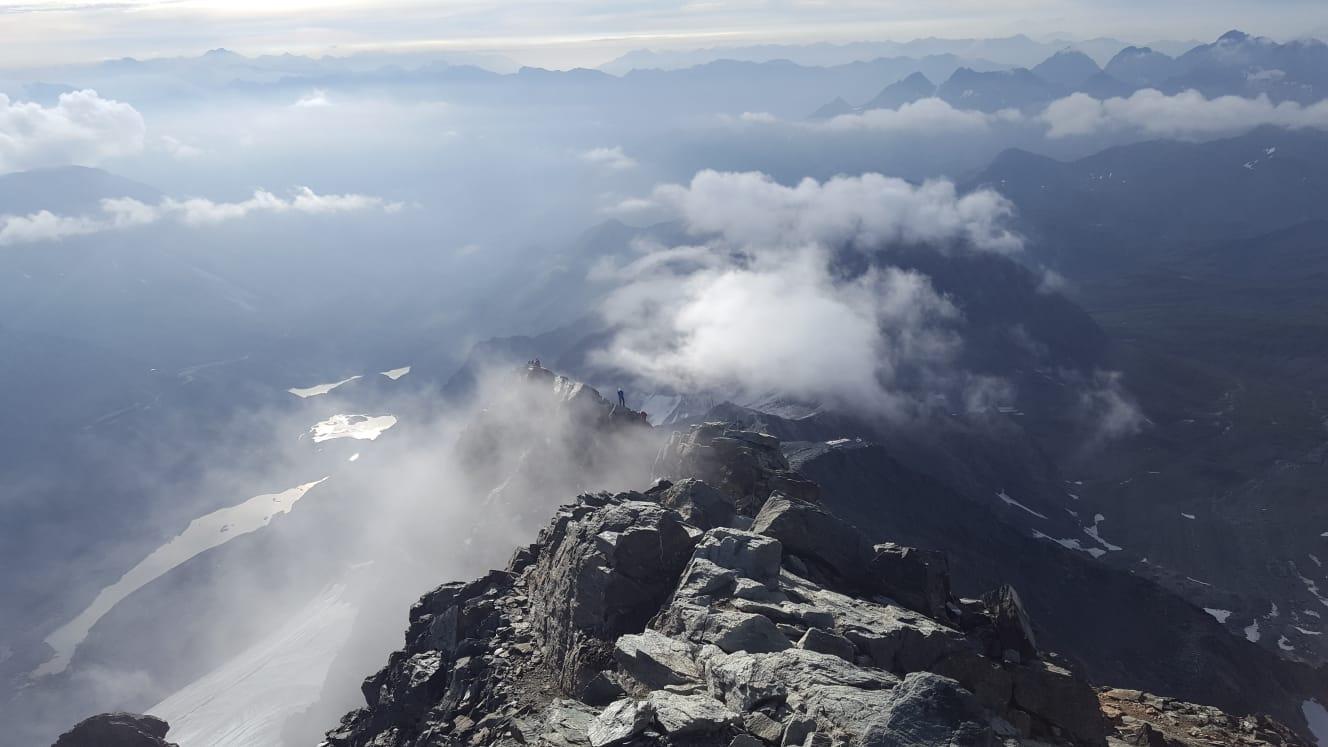 Summer climb, Grossglockner