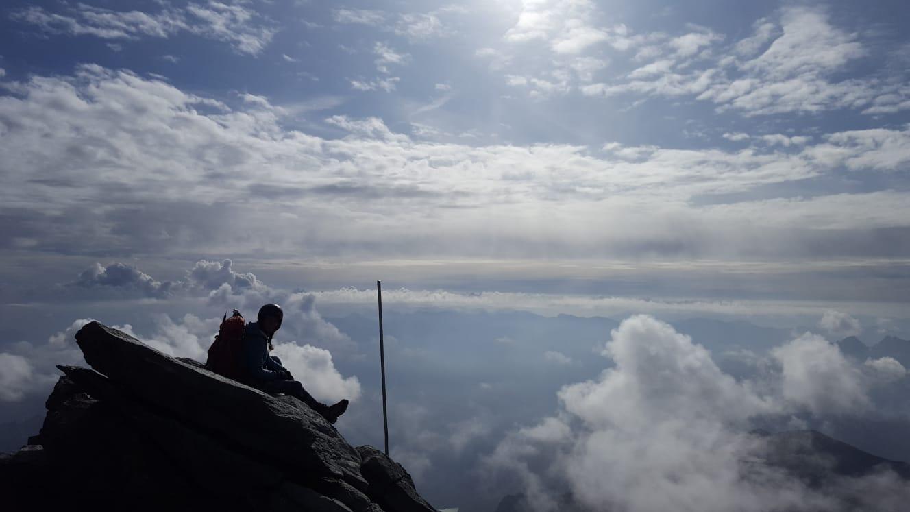 Mountain climbing in East Tyrol