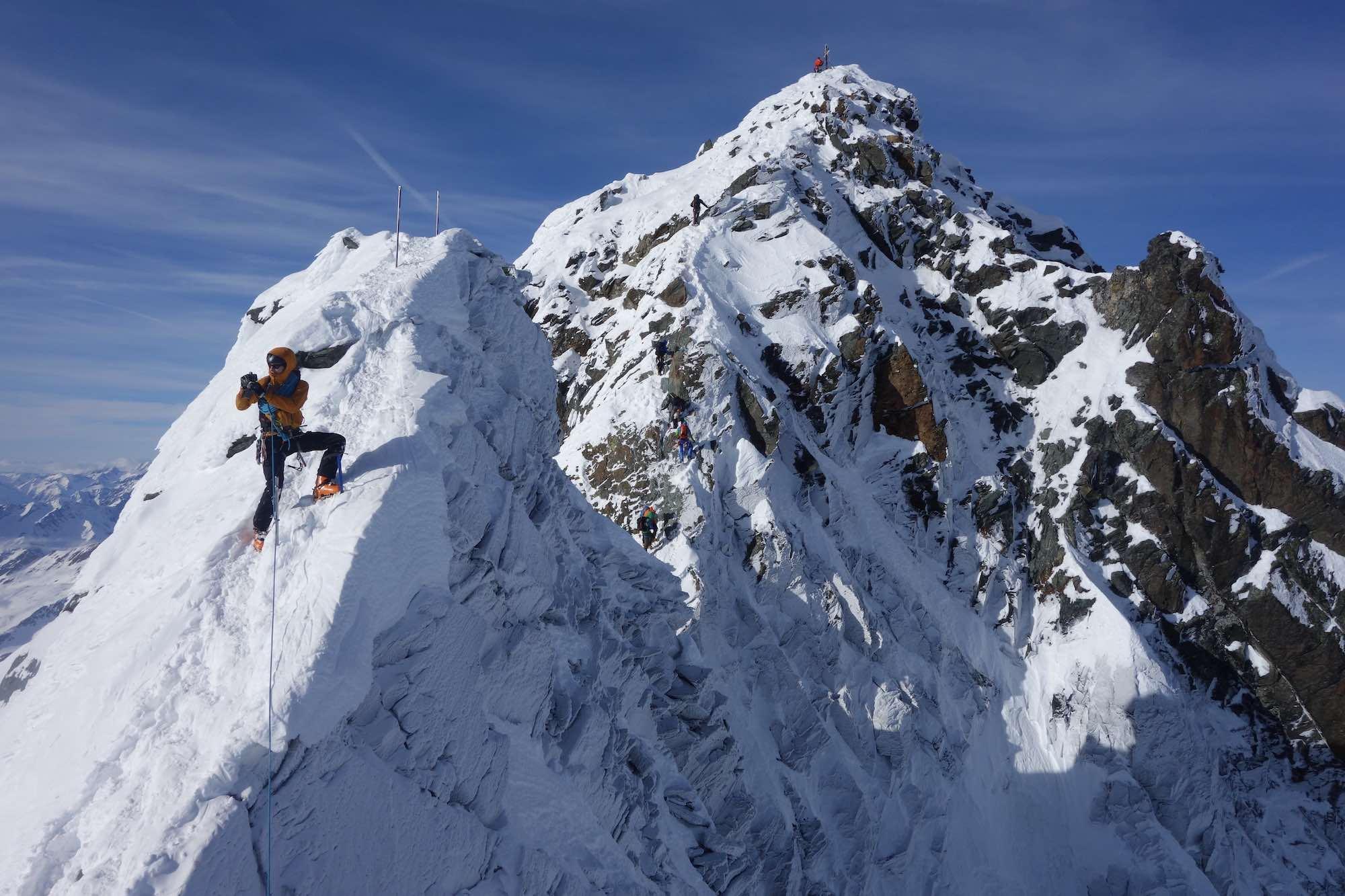 Climb Grossglockner