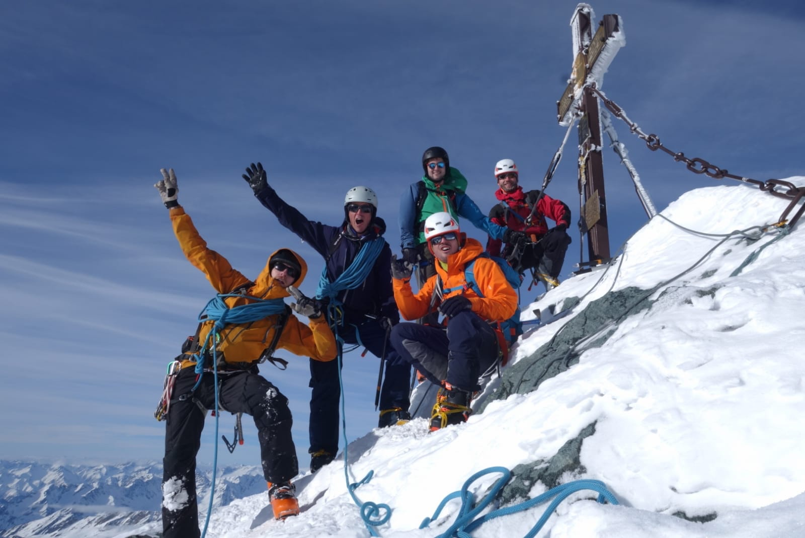 Summit of Grossglockner