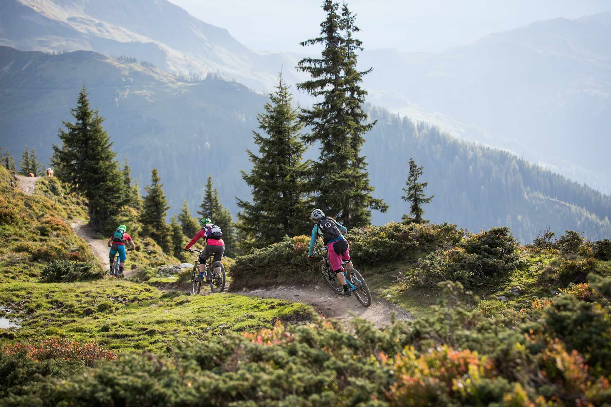 Mountain biking in East Tyrol