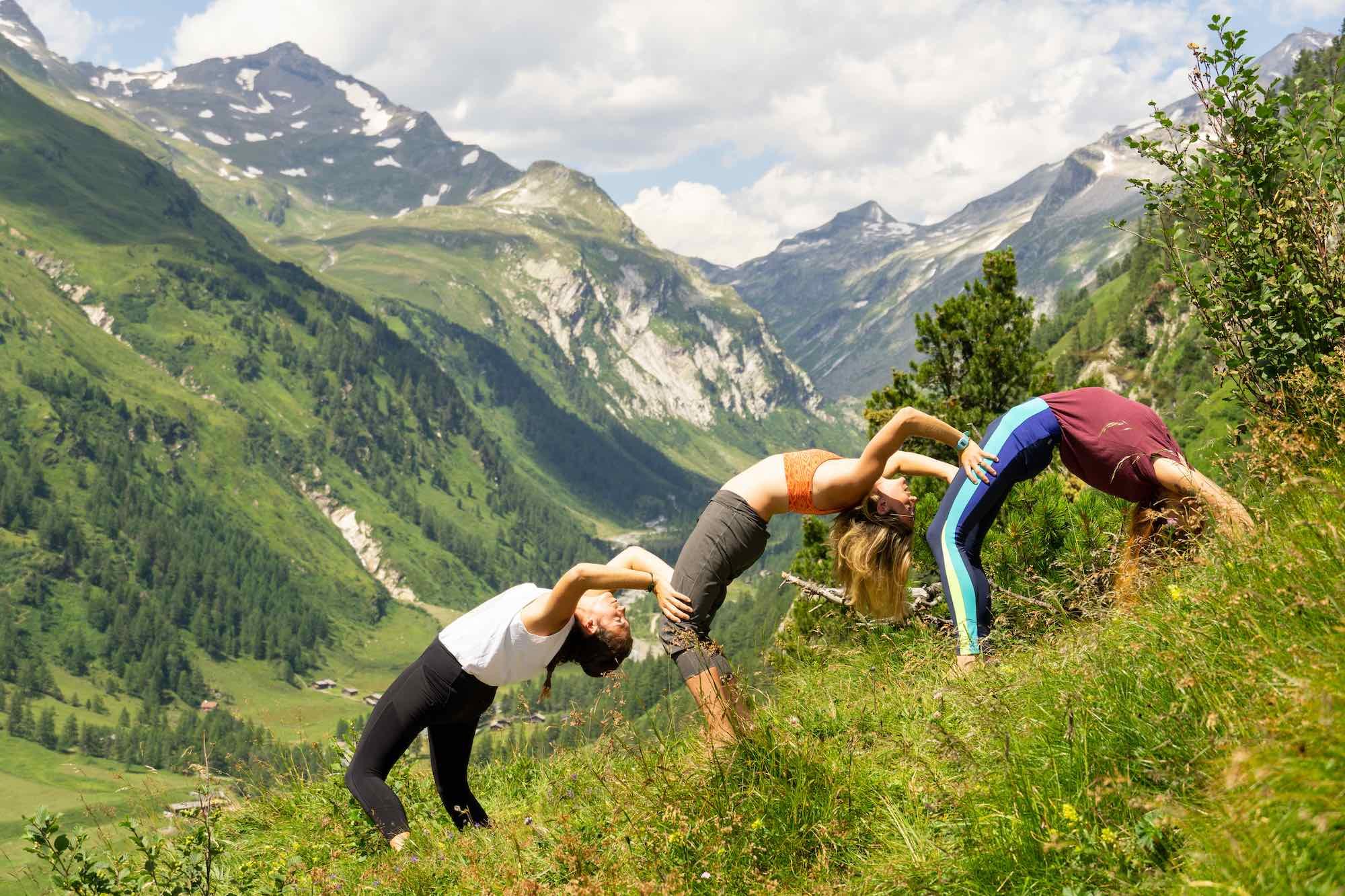 Ashtanga yoga in Austria