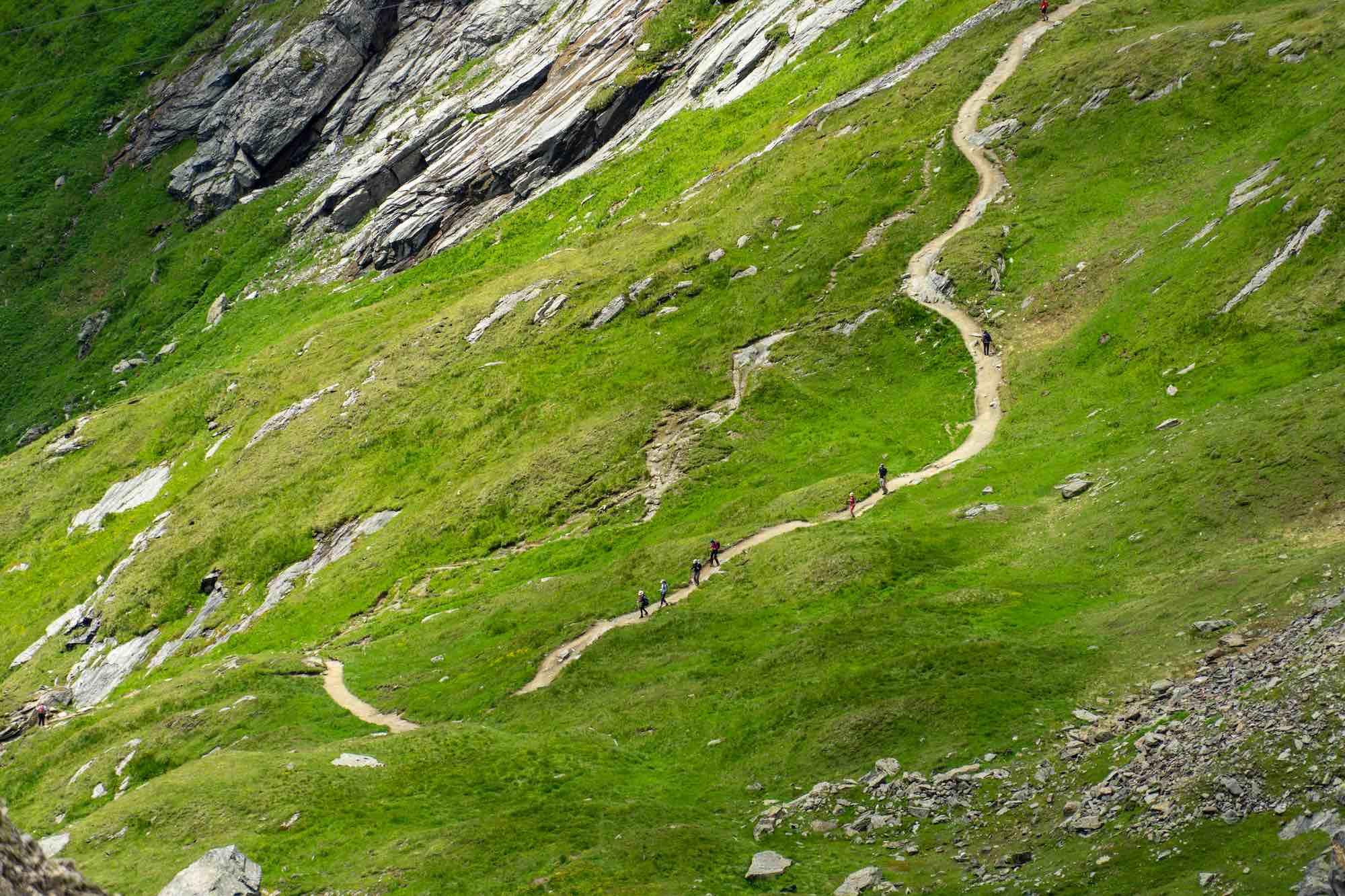 Walking in East Tyrol
