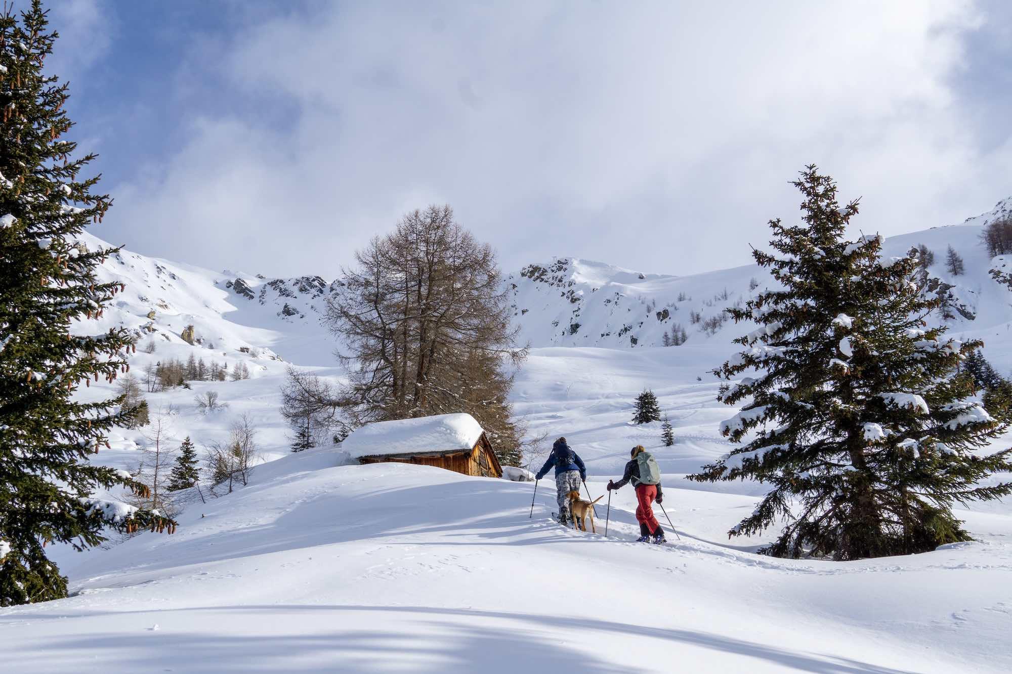 Splitboarding in East Tyrol