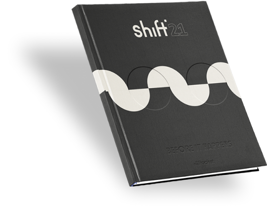 Shift report booklet