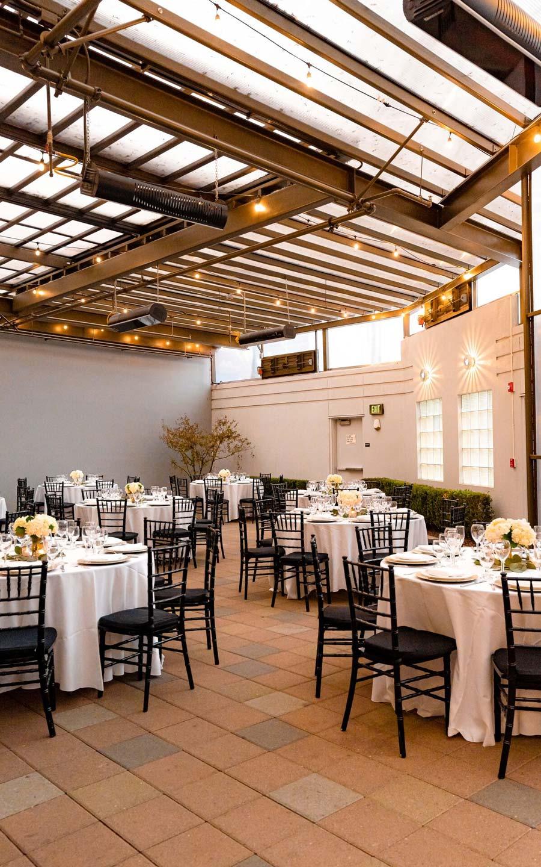 The Atrium Private events