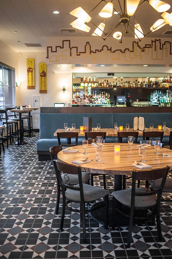 Woodlake Tavern indoor