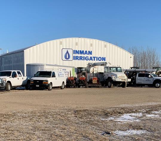 inman irrigation building