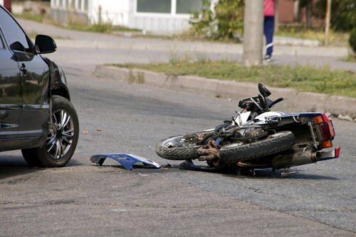 motorcycle accident personal injury law firm