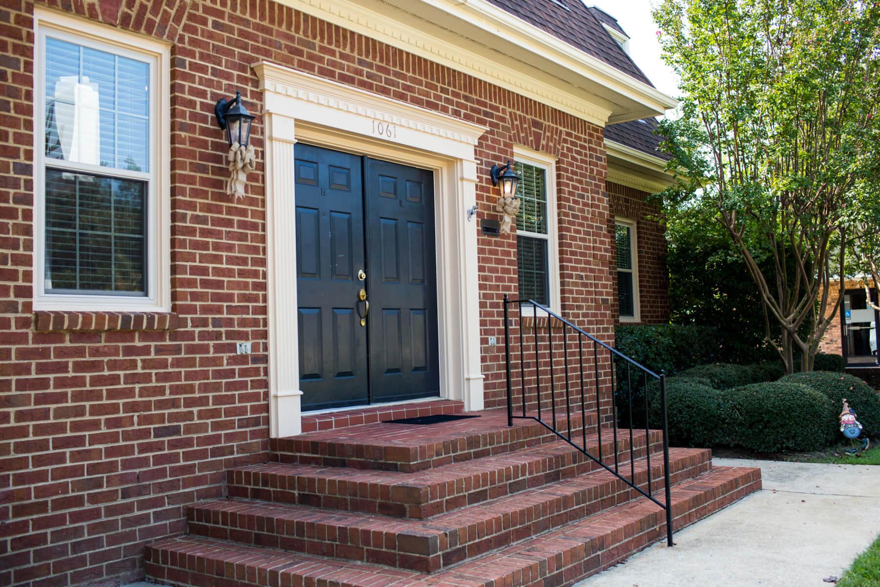Irmo Music Academy - view of front door