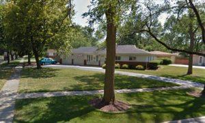 Hoffman Estates Illinois home