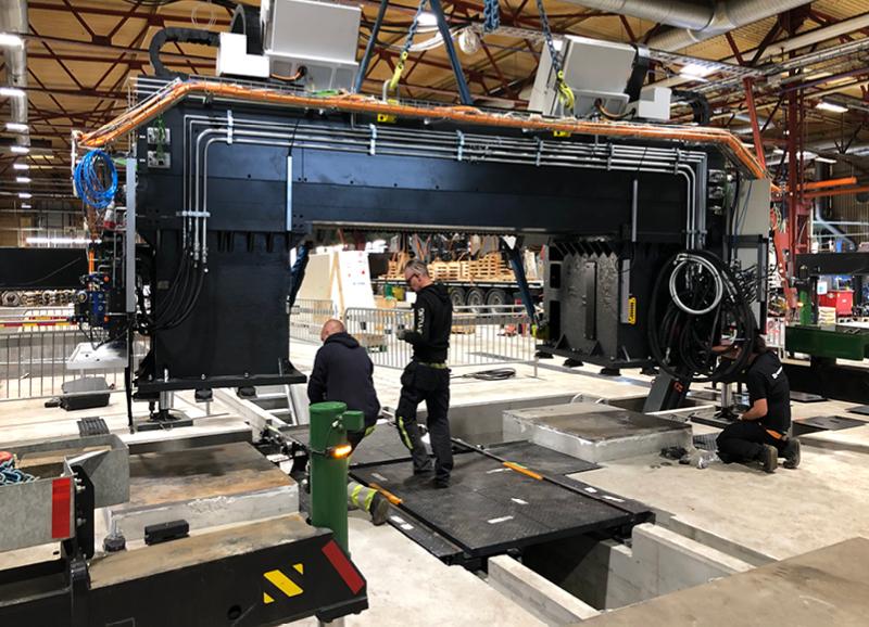 SweMaint Hjulunderhåll dubblar svarvkapaciteten genom 25 MSEK investering